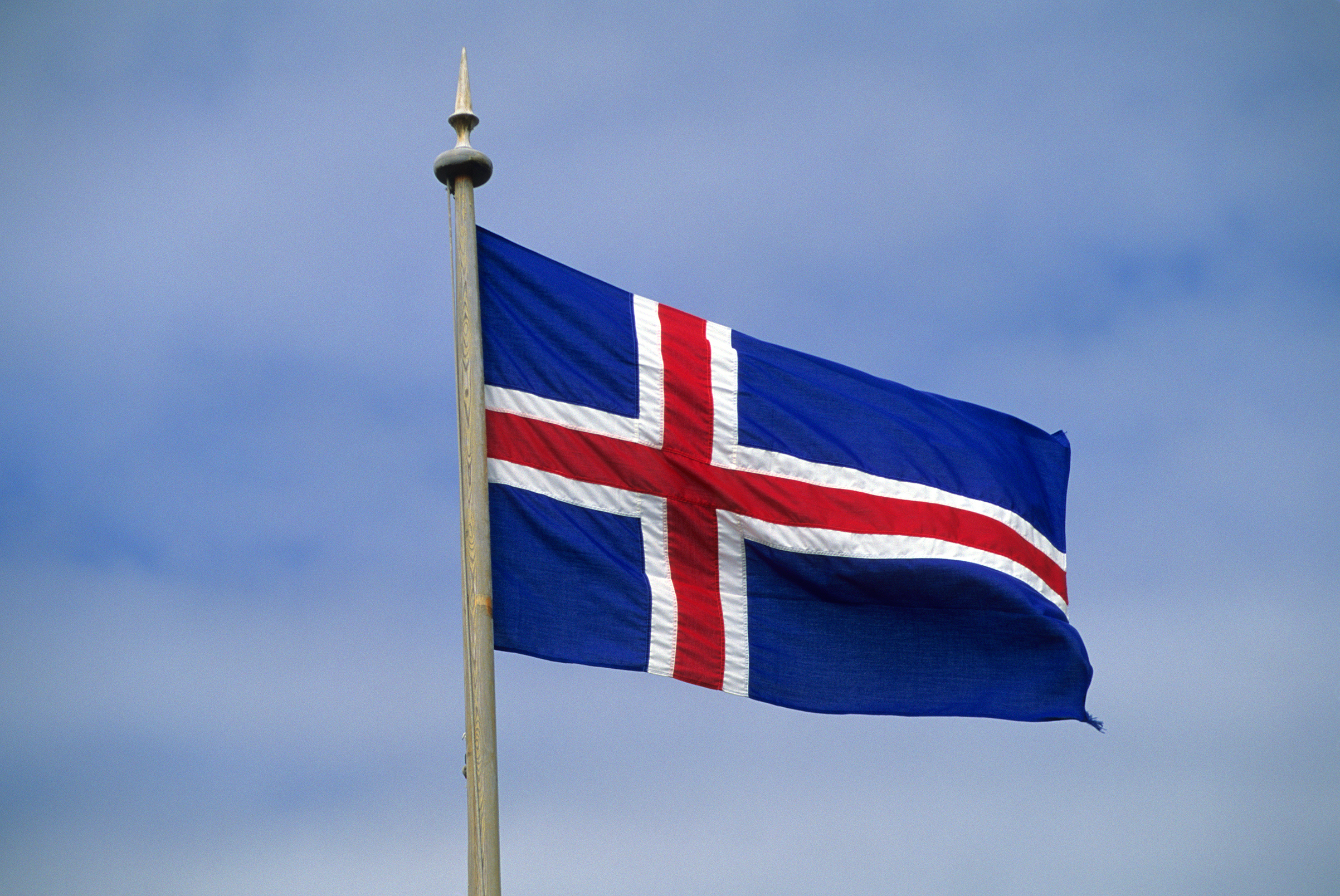 Icelandic Flag.