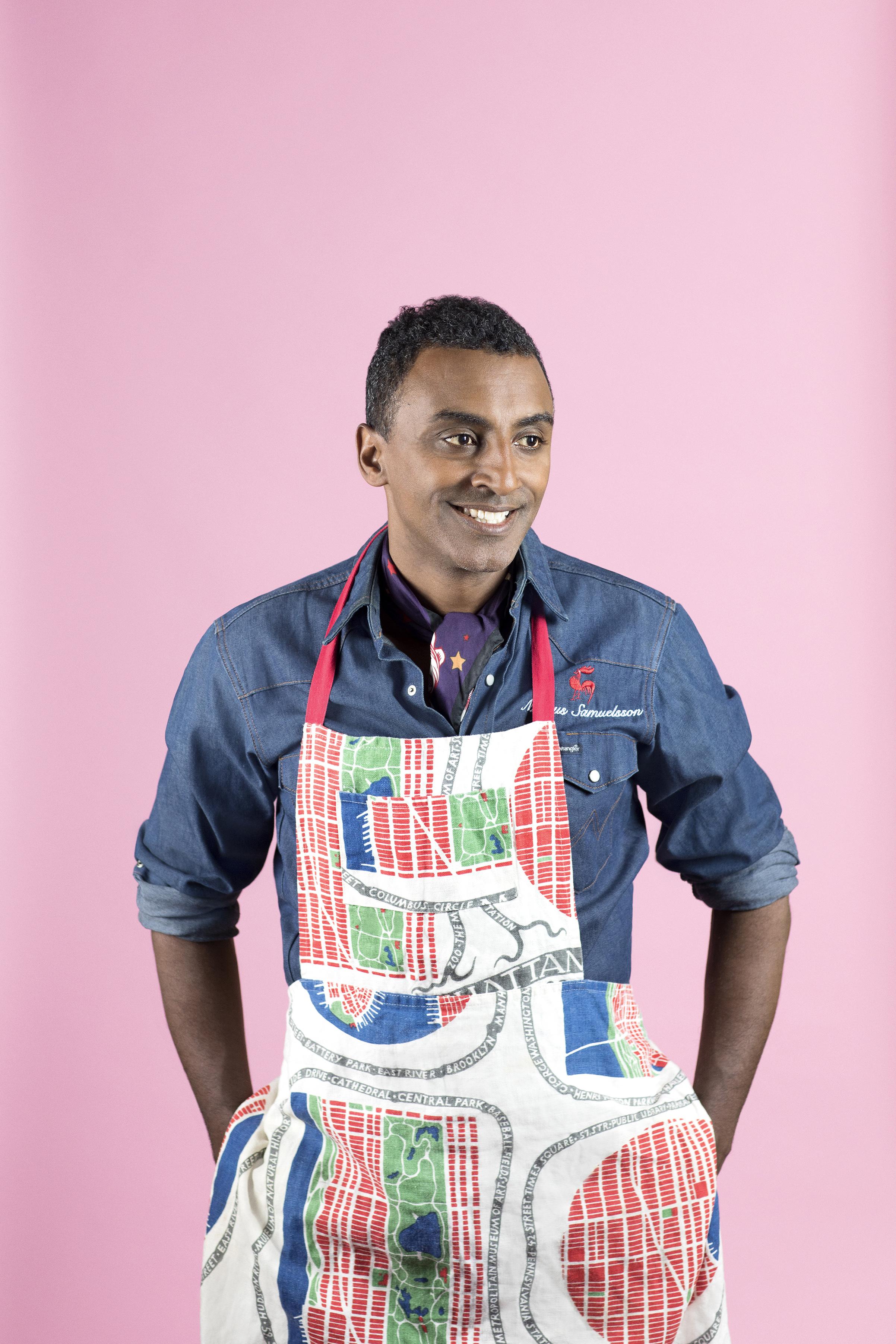 Chef Marcus Samuelsson.