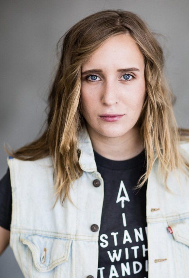 Sarah Tither-Kaplan.