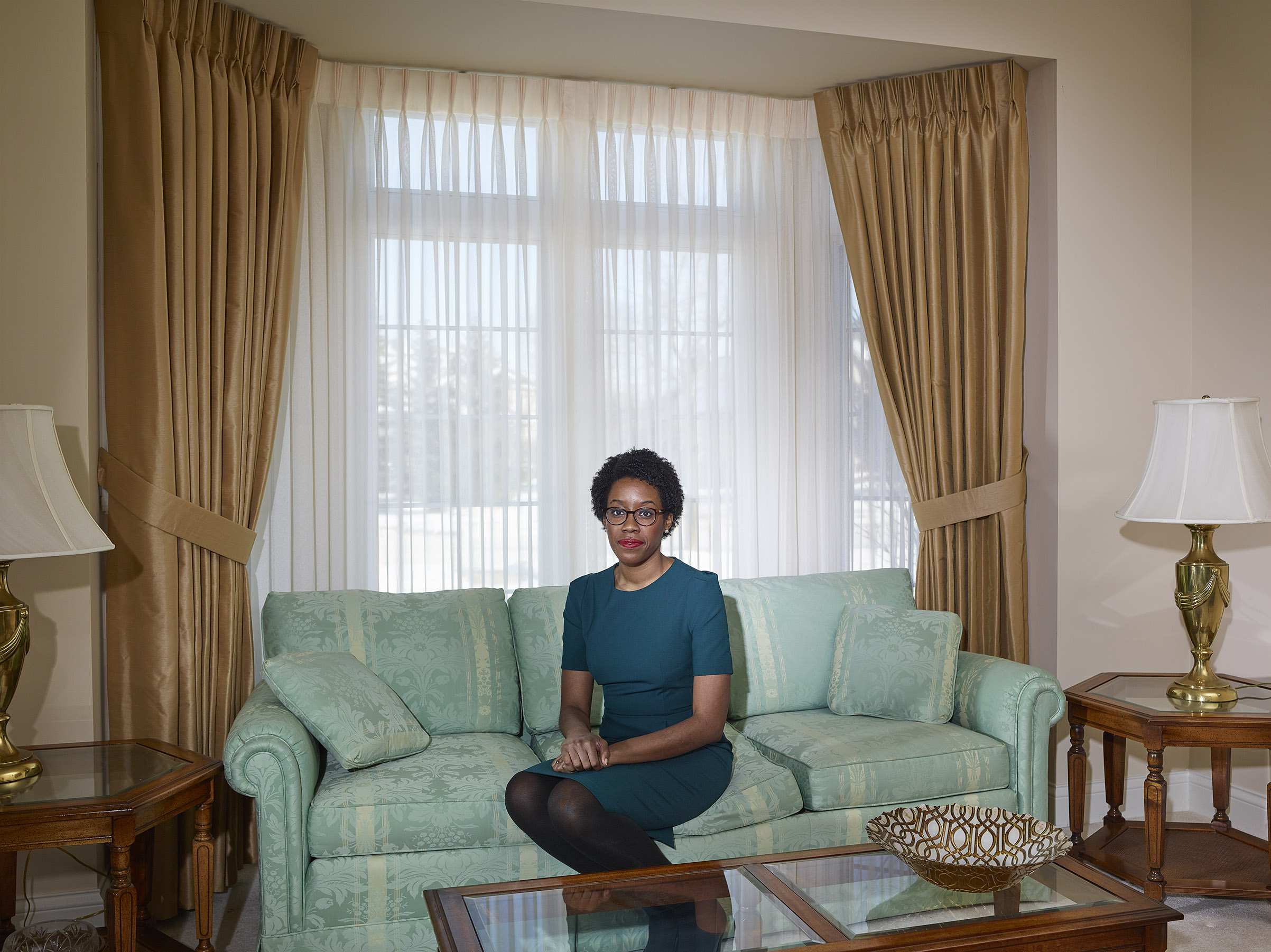 Lauren Underwood, a registered nurse with a heart condition, decided to run for the House of Representatives in Illinois after her Congressman broke a pledge on the health care bill