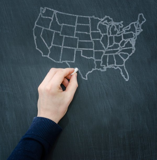 How Well Do You Know the U.S. State Capitals? Take Our Quiz ...