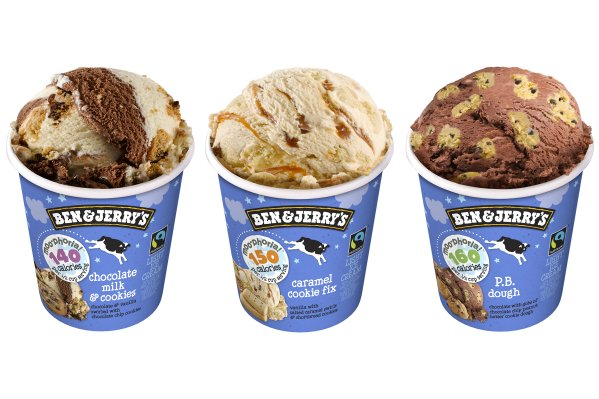 Jerry's Now Has Its Own Light Ice Cream