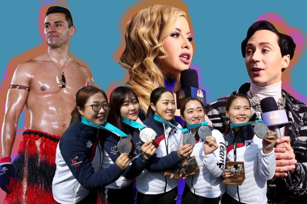 2020 Winter Olympic Memes.Best Memes Of The 2018 Winter Olympics Time