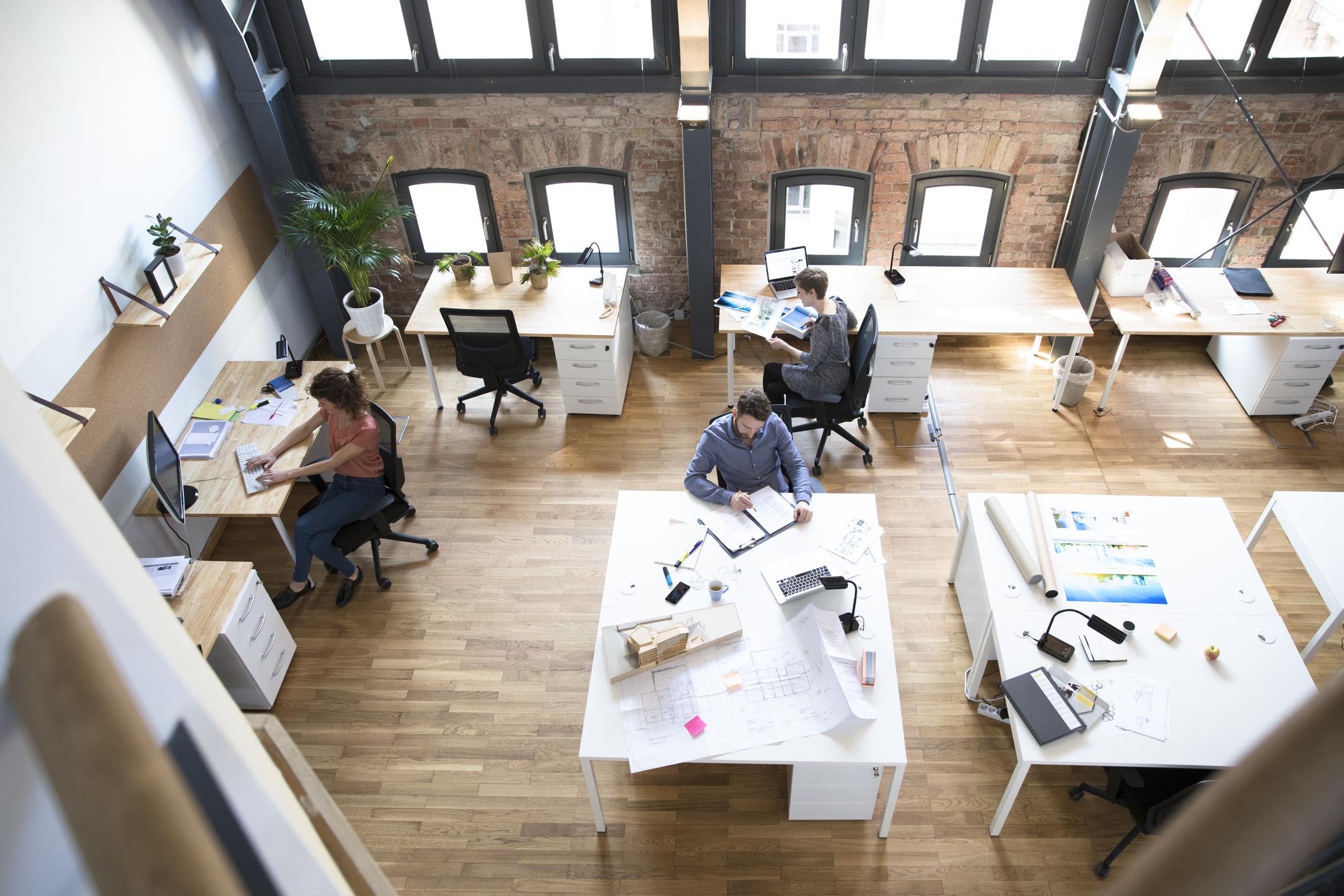 Germany, Berlin, arbeiten im modernen Umfeld, Büro, Kreativität