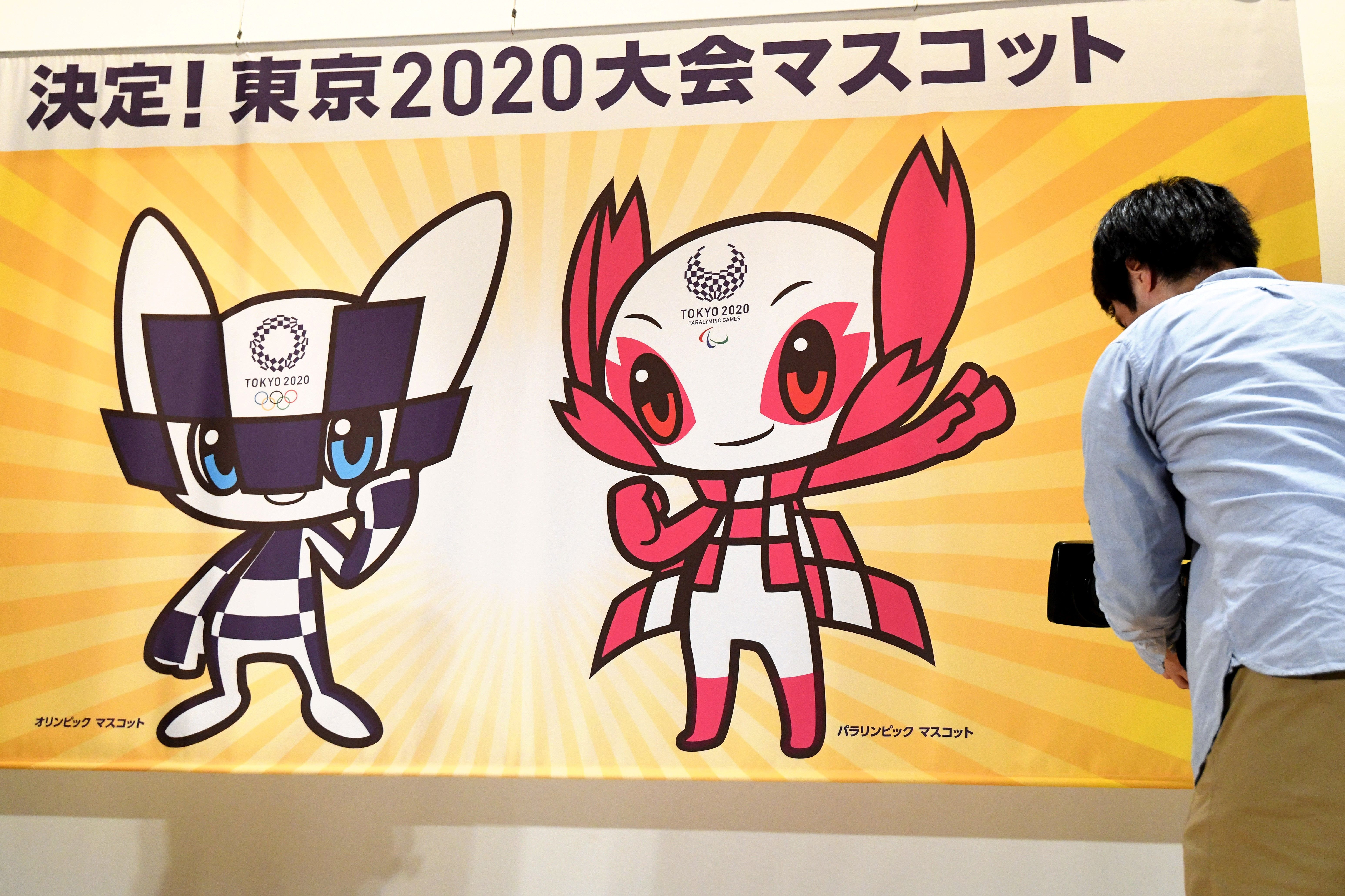 2020 Olympic Games.Japan Picks Its Mascots For Tokyo 2020 Olympic Games Time