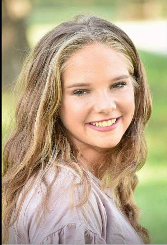 Heaven Ray Cox, 15, was reported to have run away with a man she met on social media in November