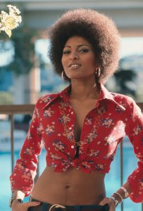 Pam Grier as Coffy (1973) Directed by Jack Hill (Courtesy of Rizzoli USA)