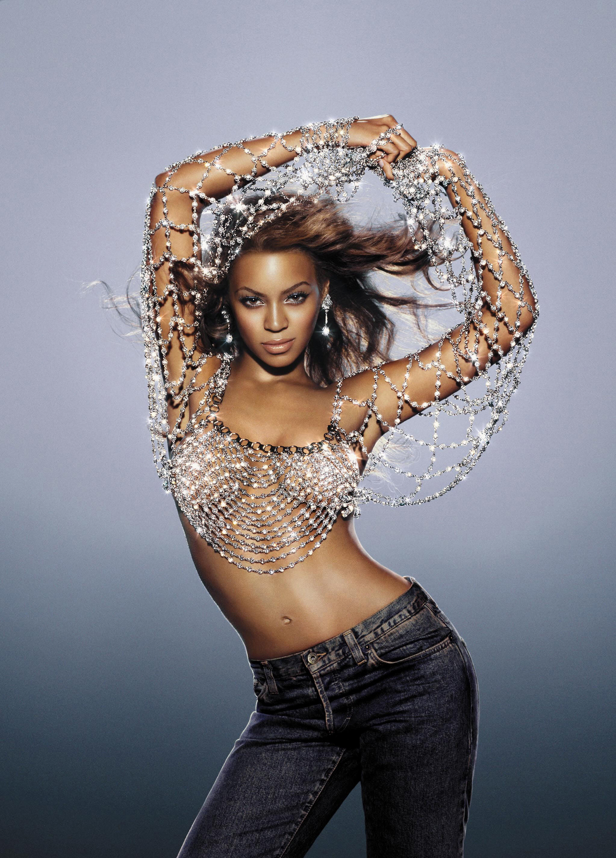 Beyonce Knowles (2003); Columbia Records; Courtesy of Rizzoli USA