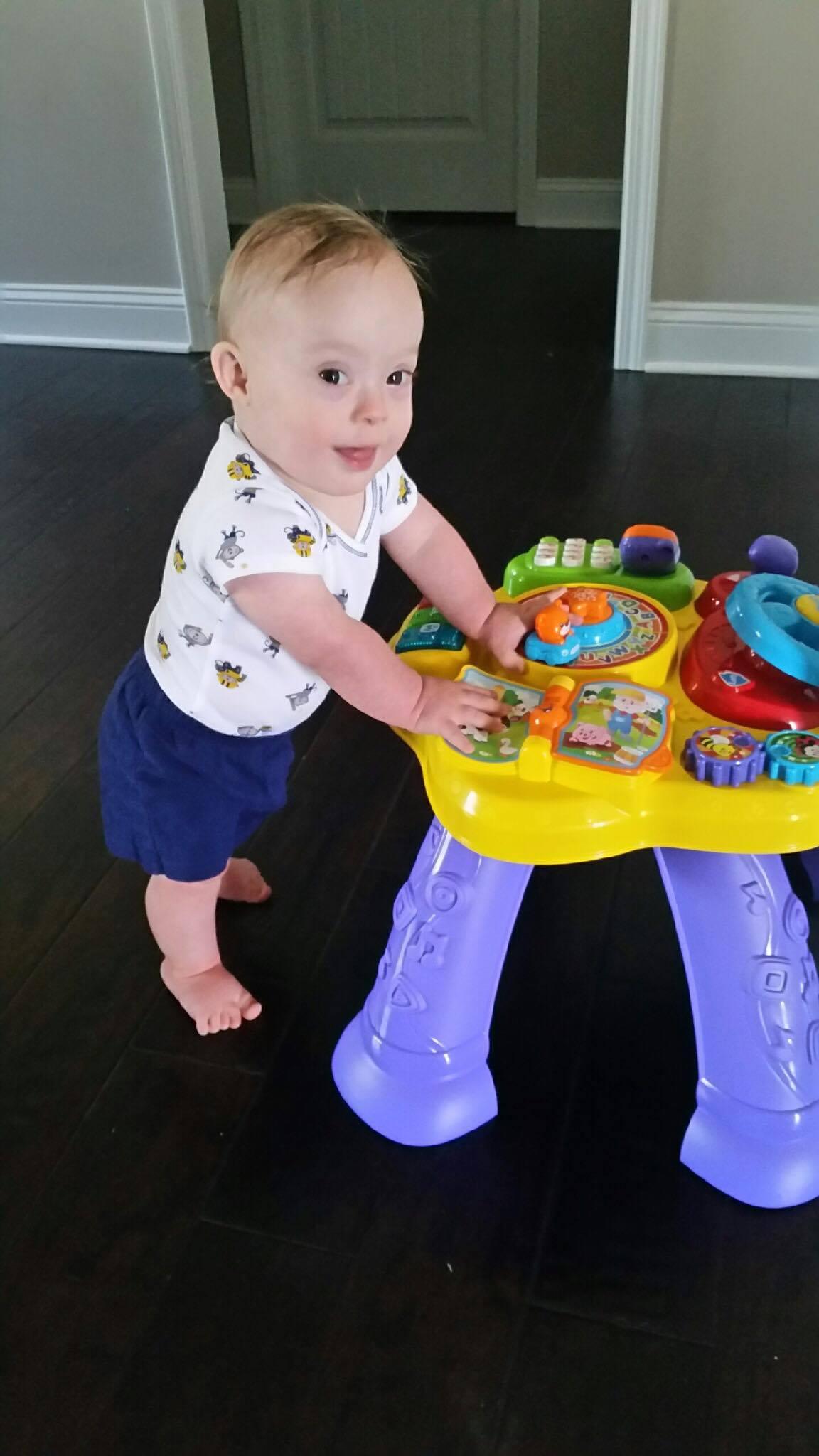 New Gerber Baby Lucas