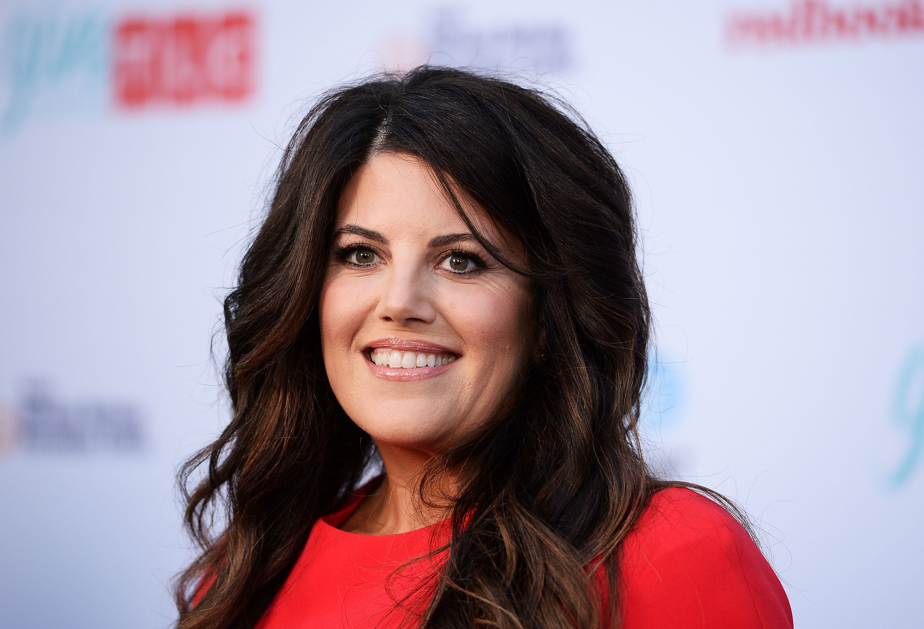 LOS ANGELES, CA - SEPTEMBER 27:  Activist and honoree Monica Lewinsky arrives at TLC's Give A Little Awards at NeueHouse Hollywood on September 27, 2017 in Los Angeles, California.  (Photo by Amanda Edwards/Getty Images,)