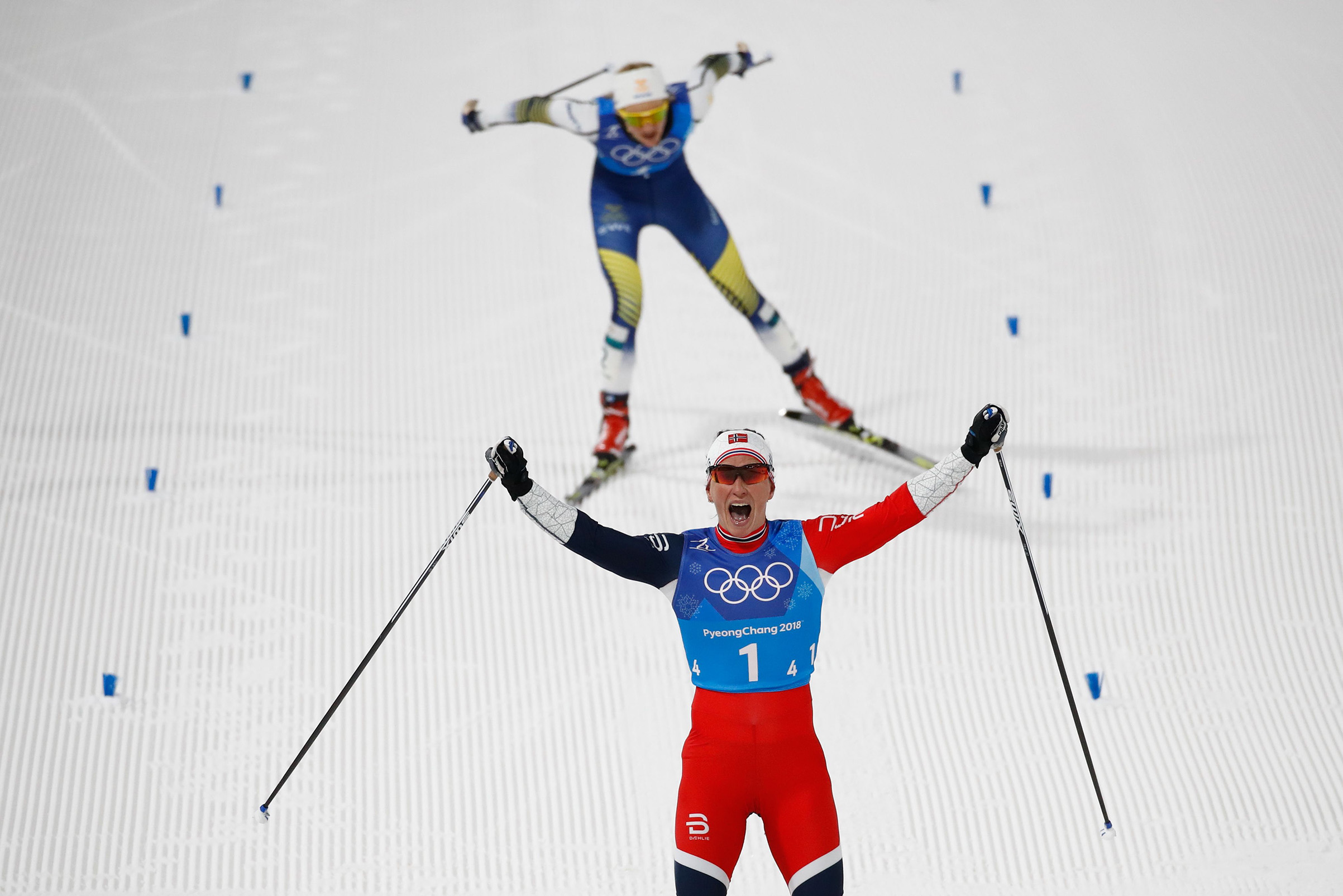 Cross Country Skiing At The 2020 Olympic Winter Games.Why Norway Is So Good At The 2018 Winter Olympics Time