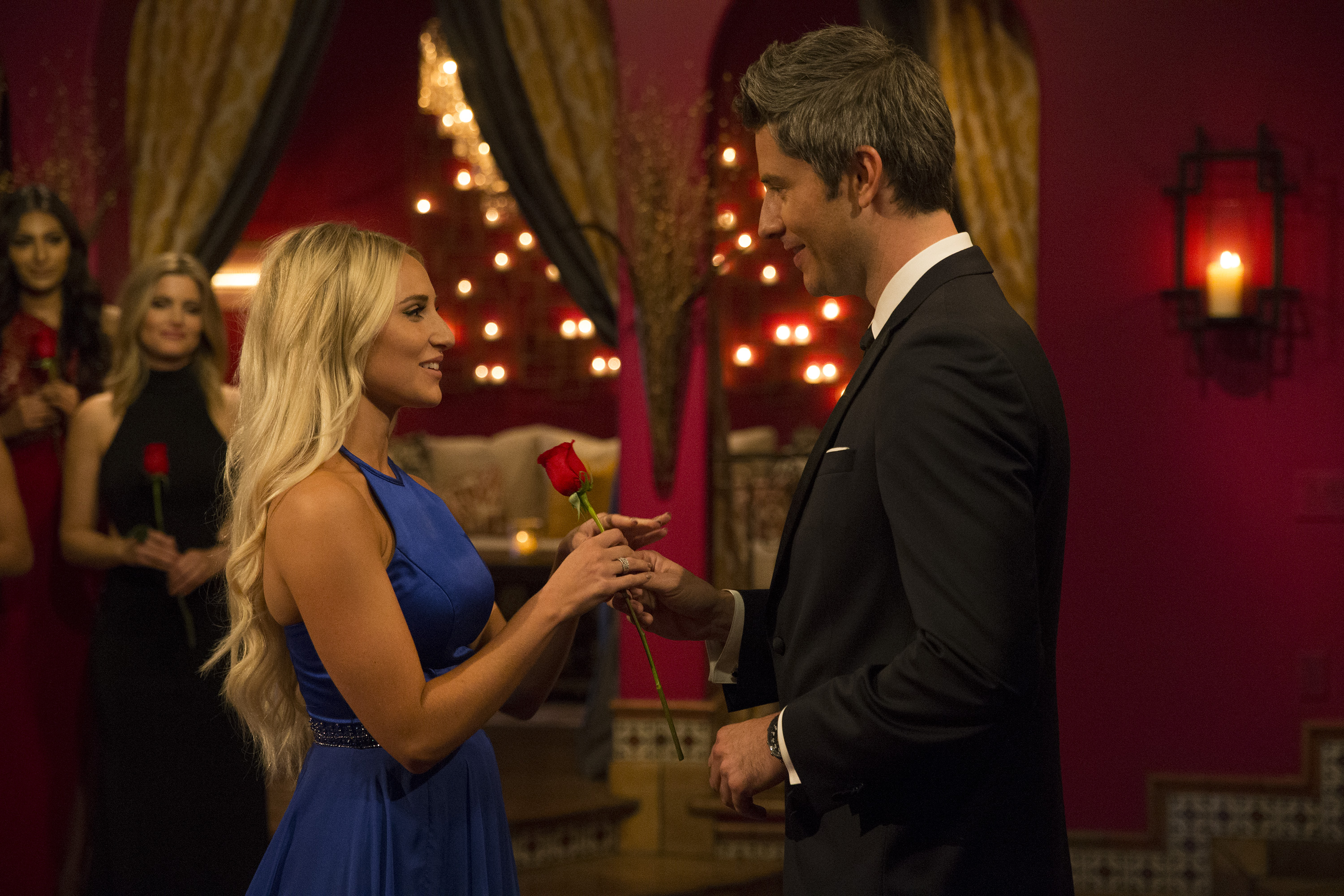 Arie Luyendyk Jr. starts on the 22nd season of ABC's The Bachelor.