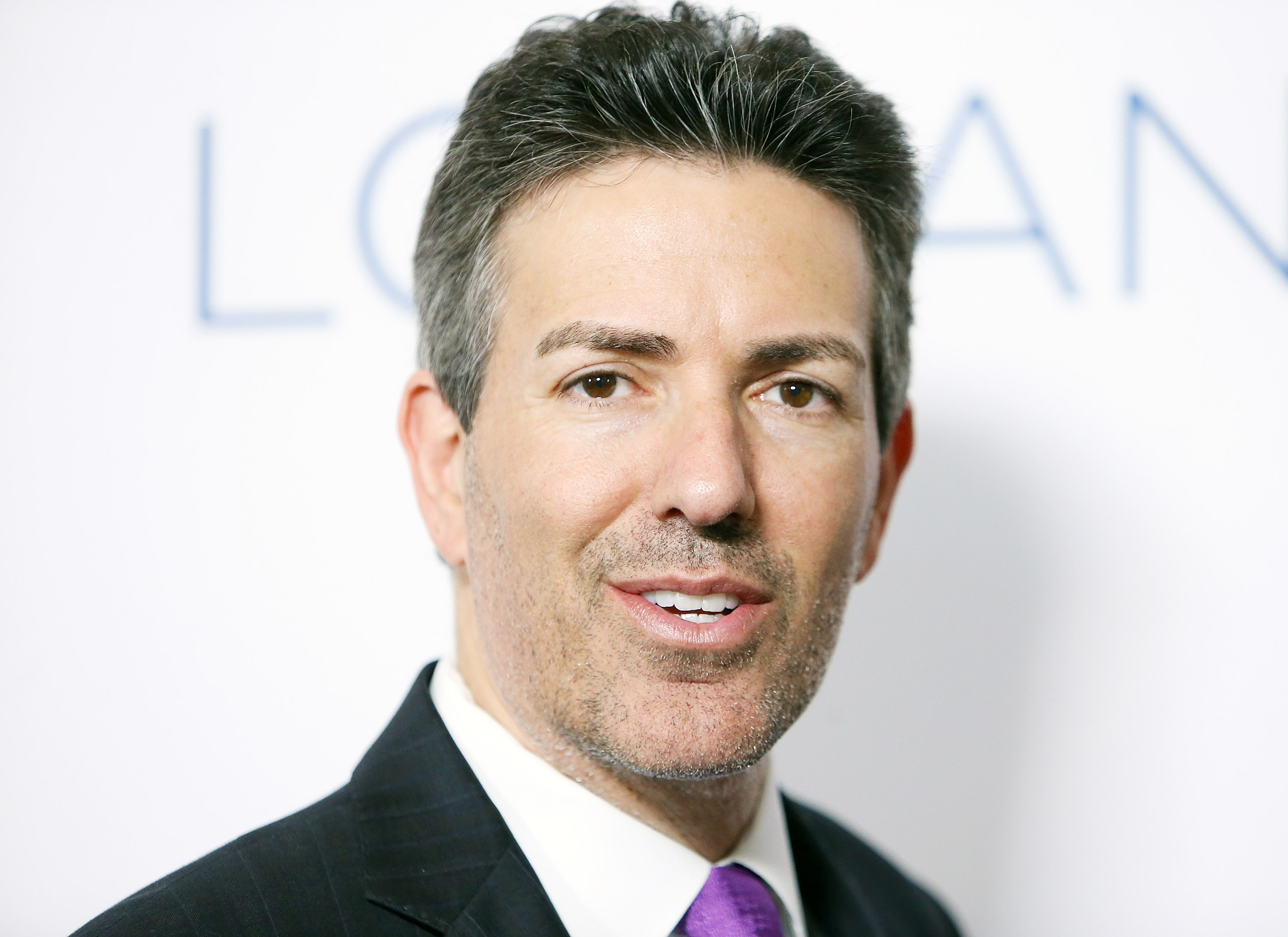 Wayne Pacelle arrives at The Humane Society of The United States' Los Angeles Benefit Gala held at Regent Beverly Wilshire Hotel on May 16, 2015 in Beverly Hills, California.
