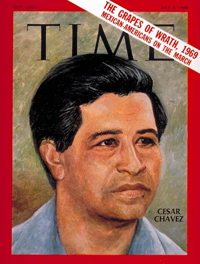 The July 4, 1969, cover of TIME