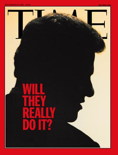 The Dec. 21, 1998, cover of TIME