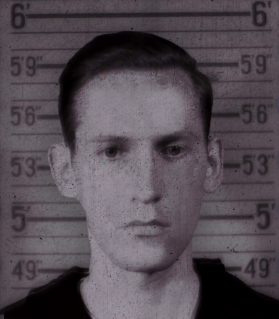 Personnel file photo of Clarence Donnor, who was mistakenly believed to have been aboard the USS Indianapolis (CA-35) when she was sunk by a Japanese submarine on July 30, 1945.