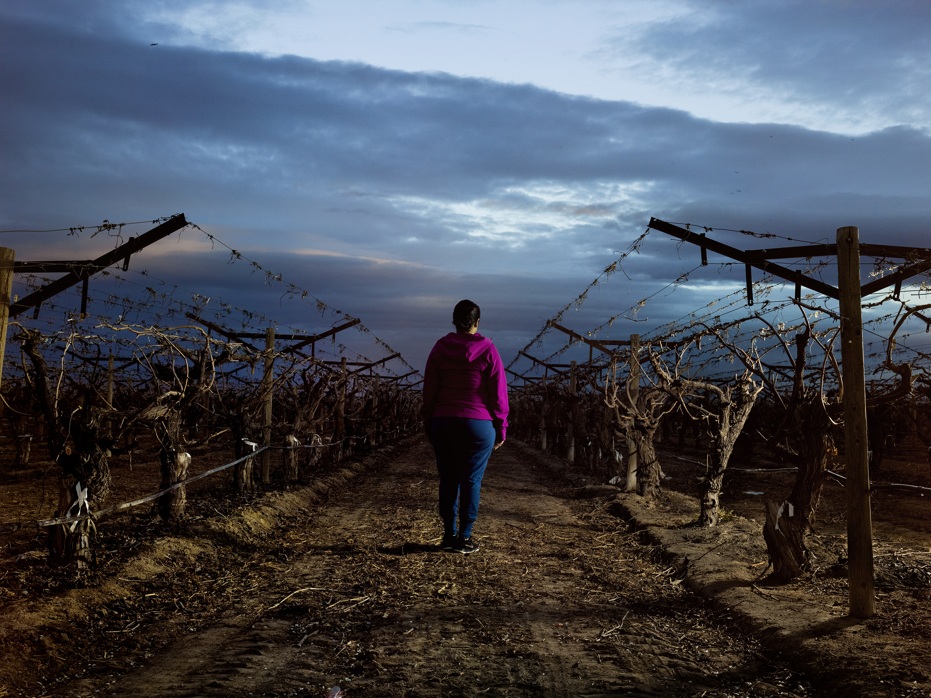 After her husband was deported, Maria, an undocumented farmworker, was left to raise their three daughters on her own.