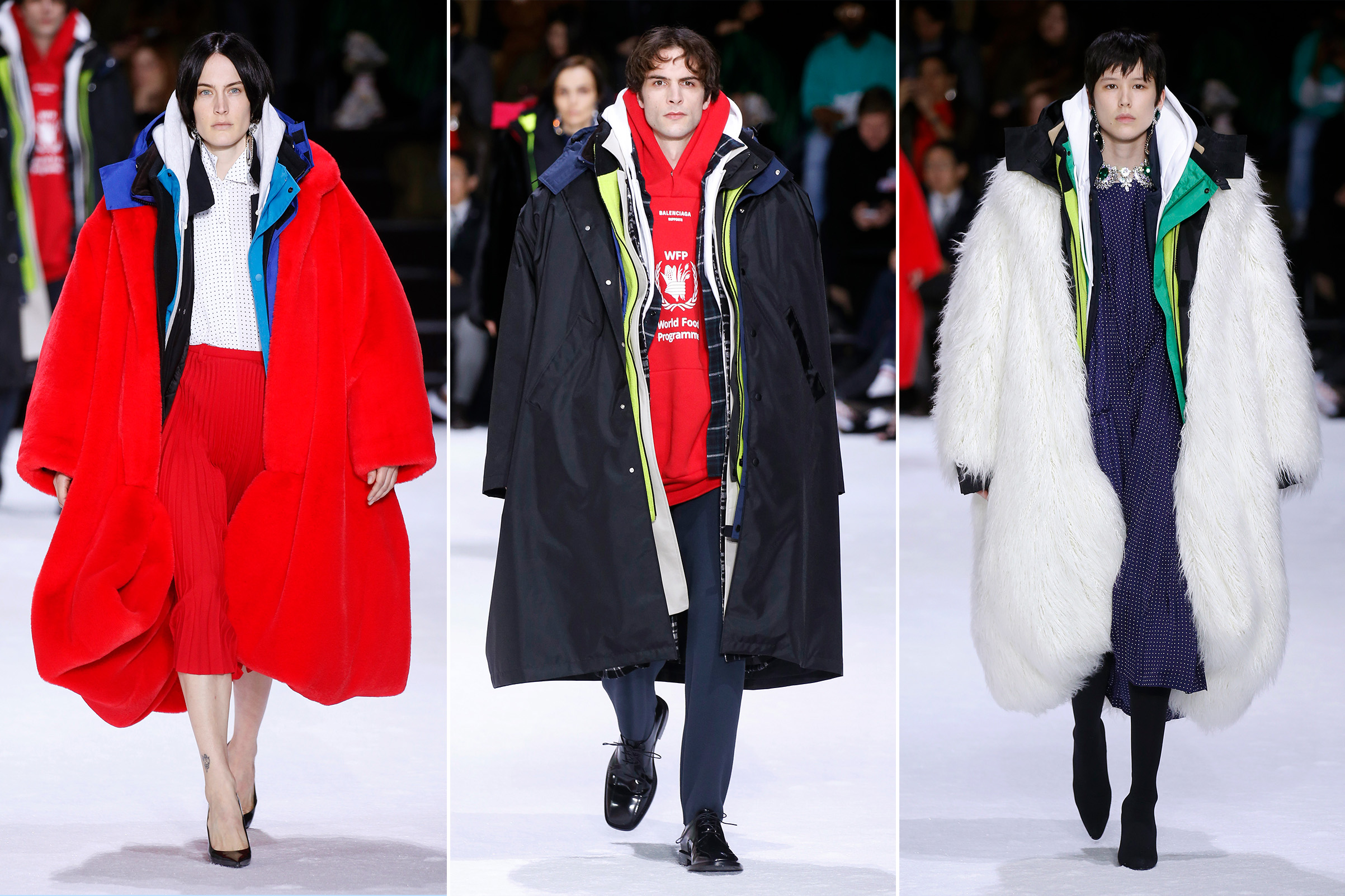 soddisfazione Interesse Meridionale  Big Jacket Fashion Trend Inspires Memes: Joey, Balenciaga | Time