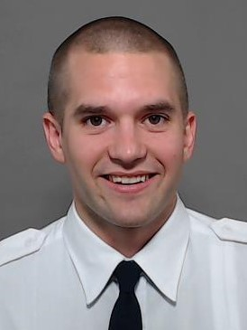Brian McDaniel, a 26-year-old firefighter with the Dallas Fire-Rescue Department, was killed in New York City on March 11, 2018, when a helicopter crashed into the East River.