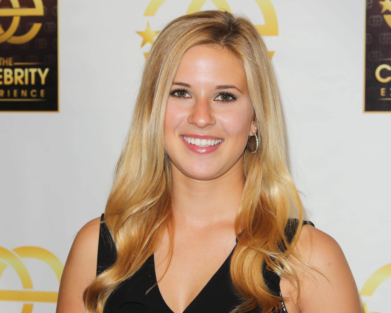 Caroline Sunshine in Hollywood, Calif. on July 9, 2014