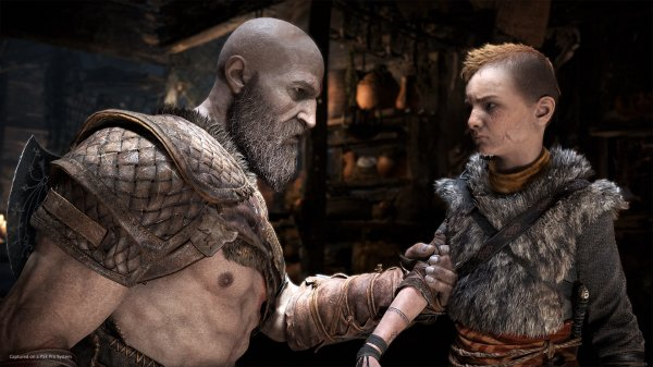 God Of War Ps4 Preview Meet A Whole New Kratos Time