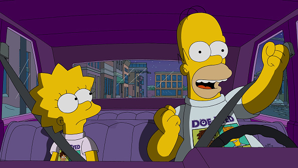 Homer enjoy the perks of Lisa having a rich friend in The Simpsons episode 'Friend with Benefit'