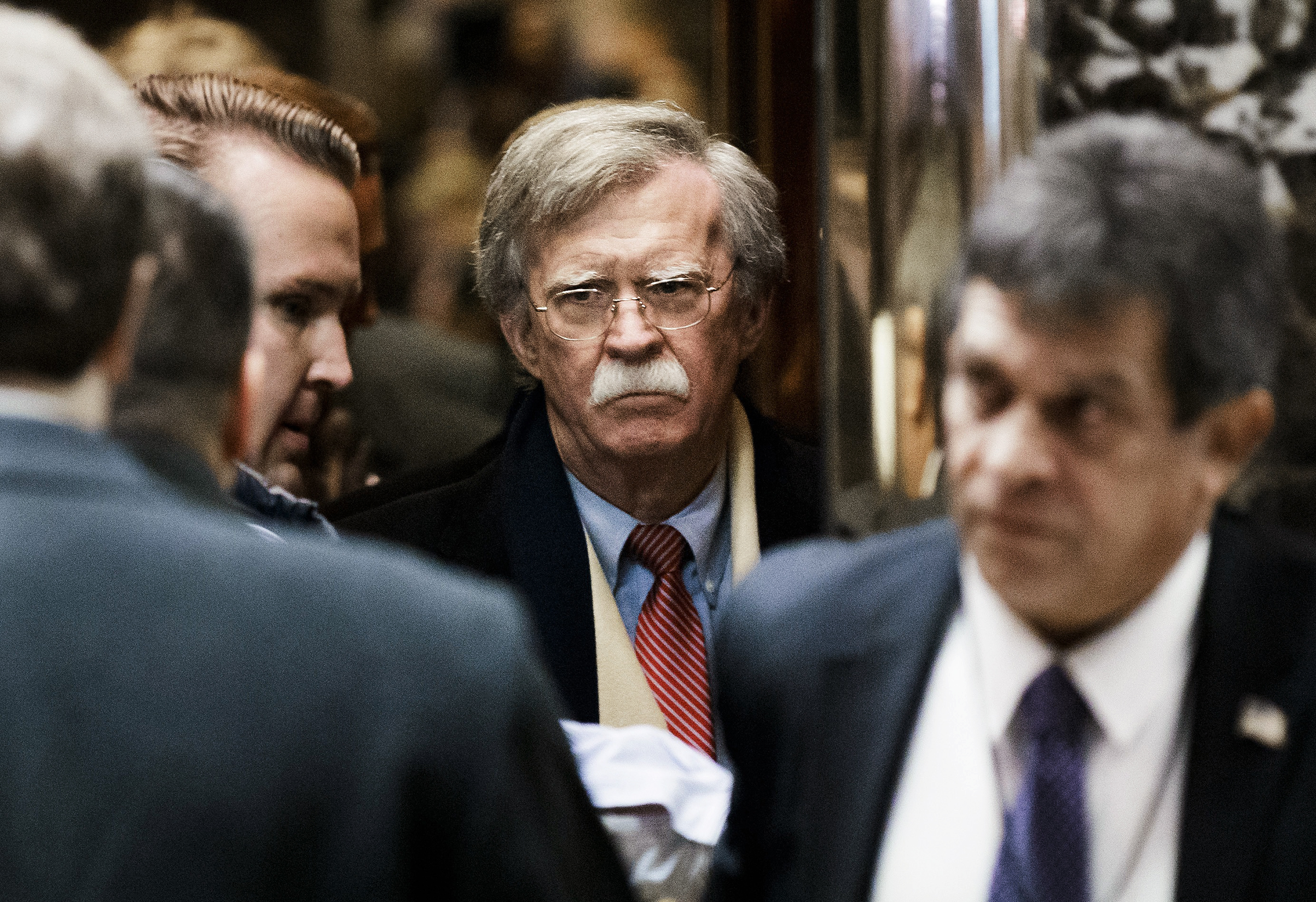 Bolton, former U.S. ambassador to the U.N., is slated to become Trump's third National Security Adviser in 15 months when he begins April9