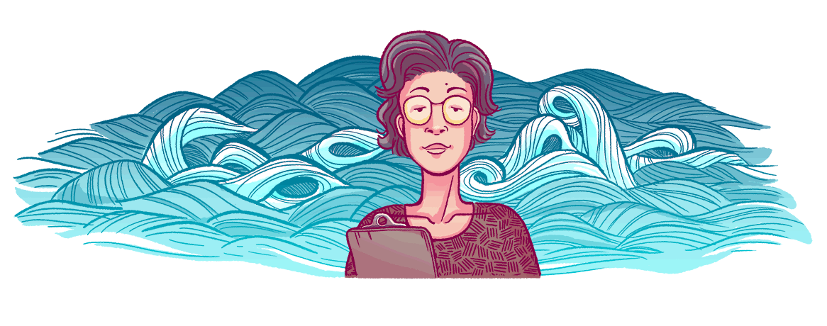 On March 22, 2018 Google's doodle honors pioneering geochemist Katsuko Saruhashi on what would have been her 98th birthday.