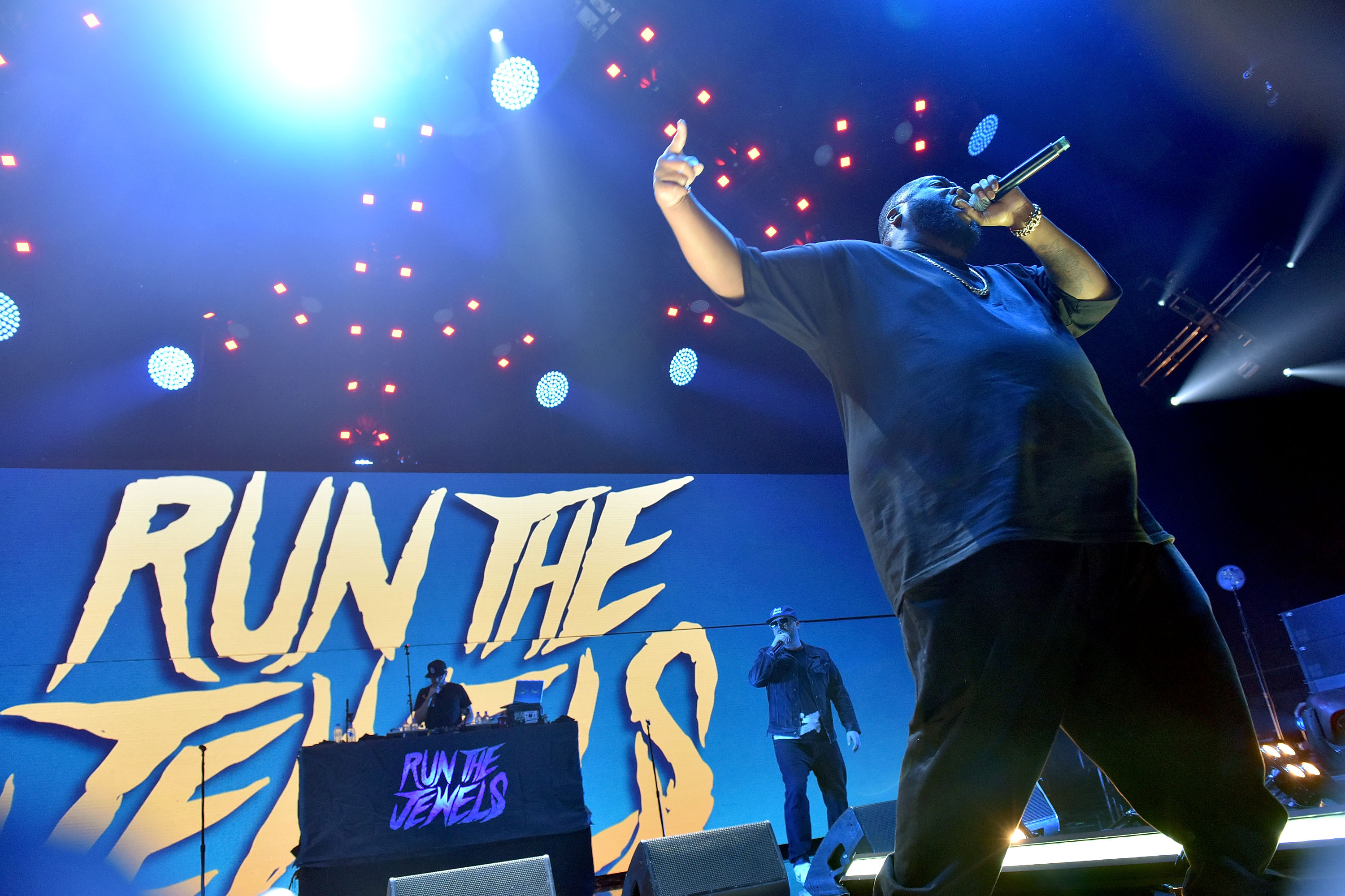 Killer Mike of Run the Jewels performs on December 9, 2017 in Inglewood, California.