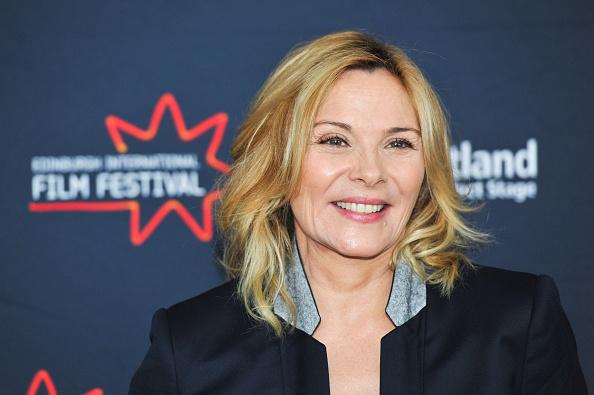 Kim Cattrall attends the 70th Edinburgh International Film Festival on June 17, 2016 in Edinburgh, Scotland.