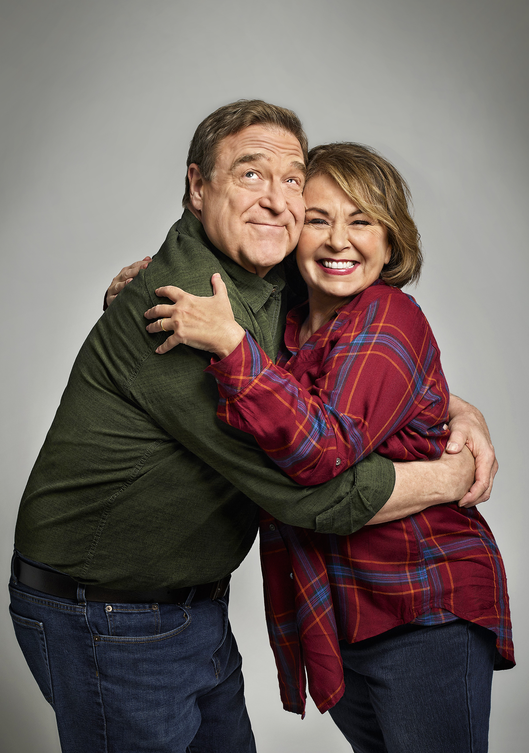 A Rosy Return John Goodman and Roseanne Barr are back, on ABC's Roseanne revival. They joine a wave of smart family comedies