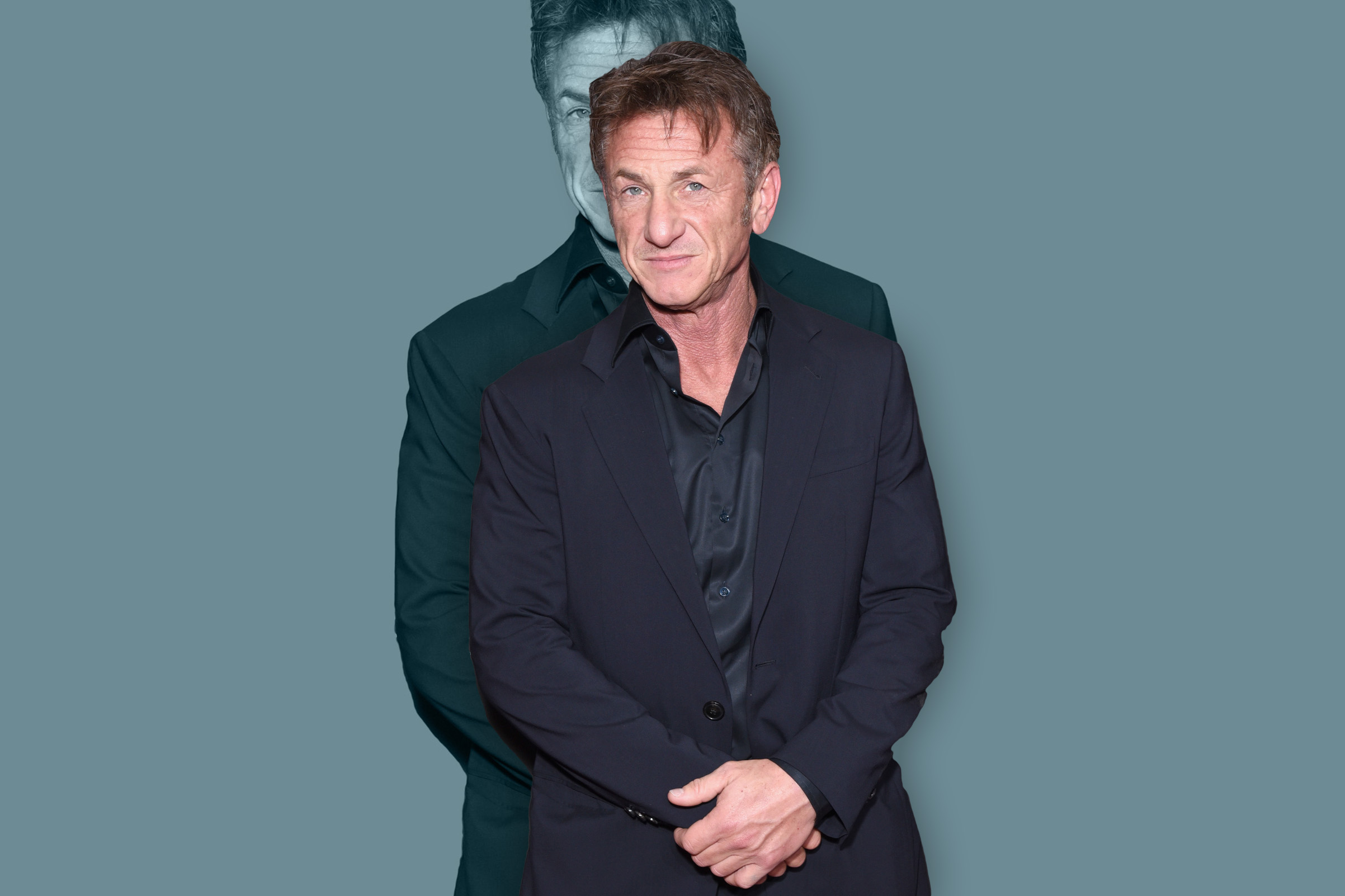 Actor and activist Sean Penn makes his debut as a book author with 'Bob Honey Who Just Do Stuff'
