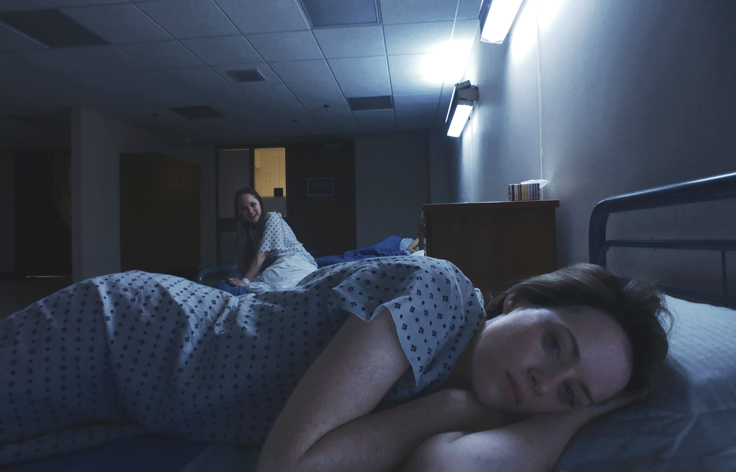 Claire Foy and Juno Temple cling to sanity—barely—in Unsane