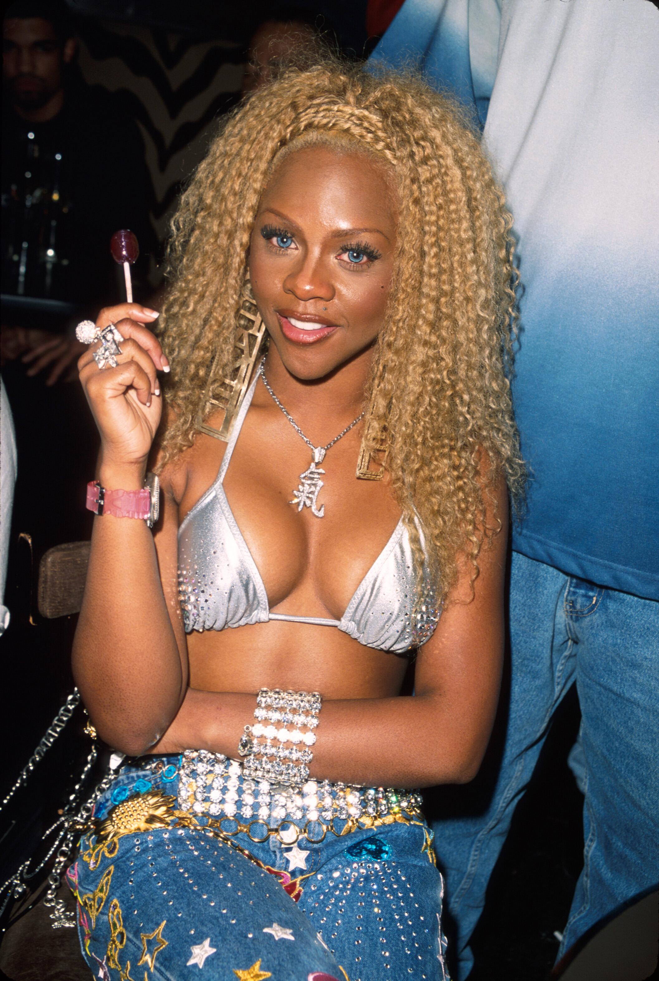 Lil' Kim, September 29, 2000