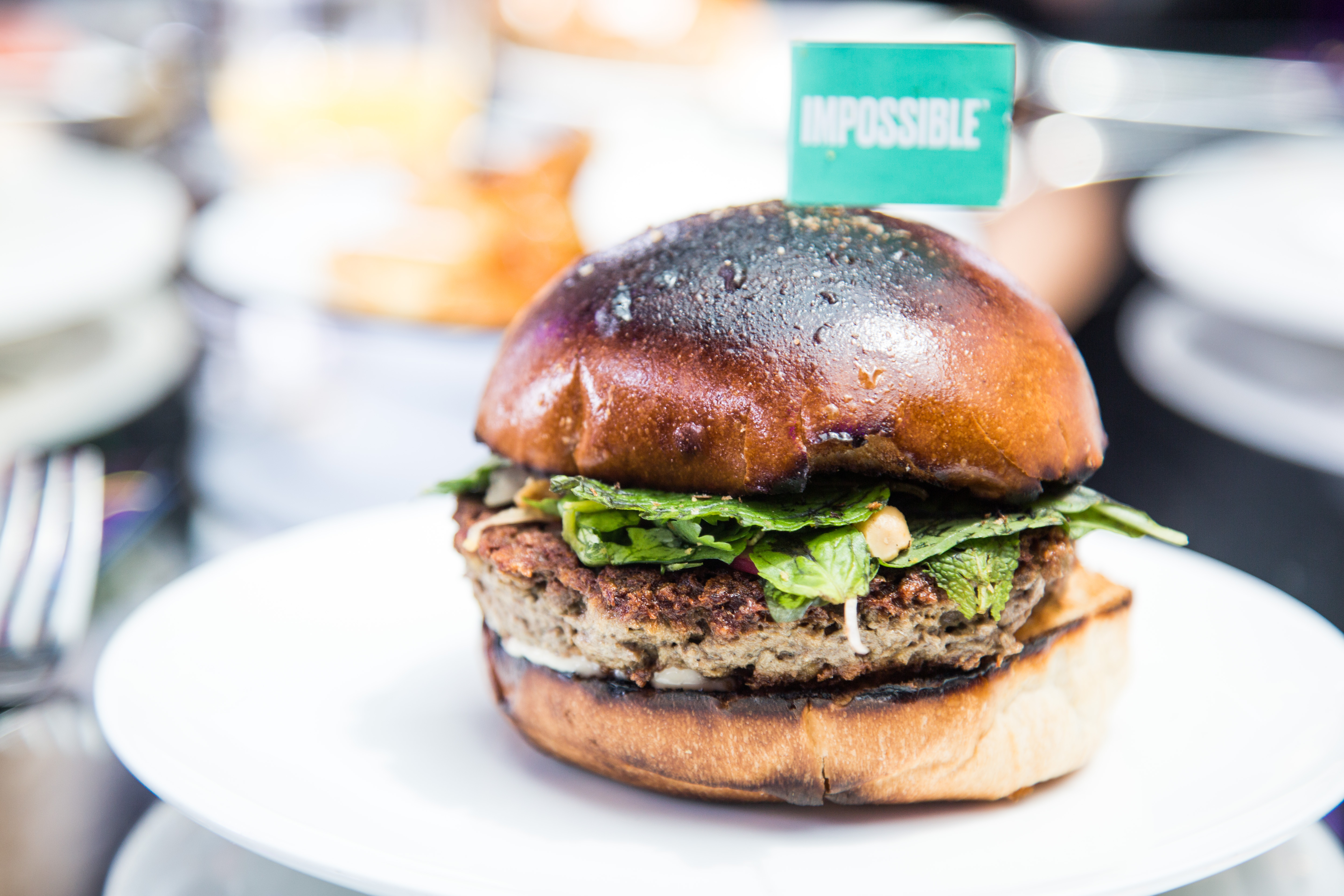 Meet the Founder of Impossible Foods, Whose Meat-Free Burgers Could Transform the Way We Eat