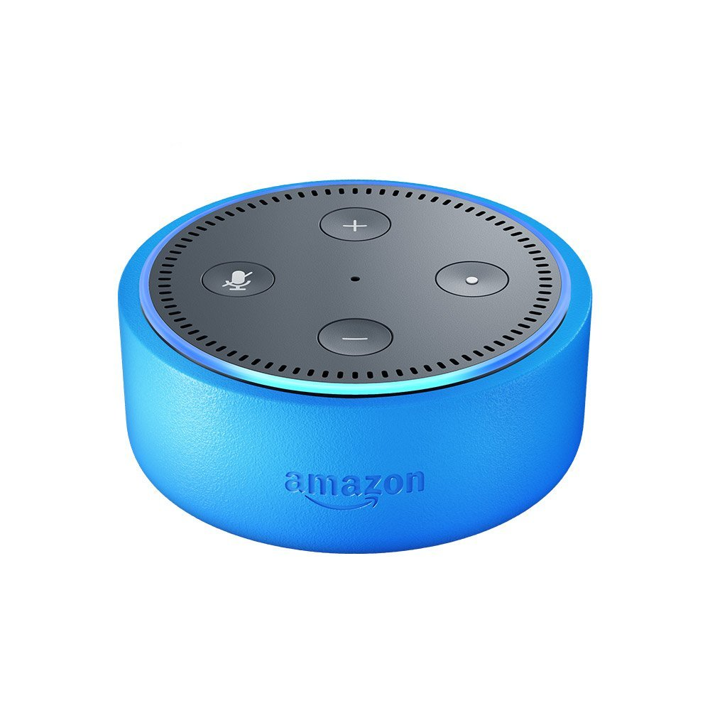 Amazon's new Echo Dot Kids Edition