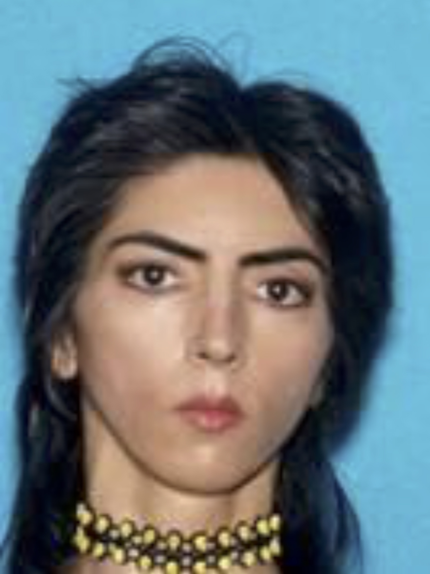 Nasim Aghdam, who opened fire at YouTube headquarters in San Buno, Calif. on April 3, 2018, seen in an undated photo provided by the San Bruno Police Department.