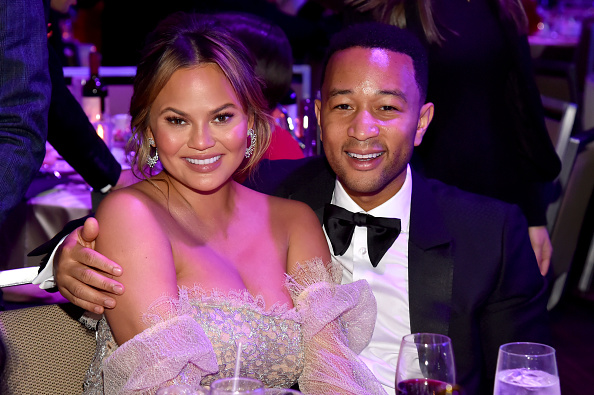 John Legend Admits Cheating But Says Chrissy Teigen Changed His Ways