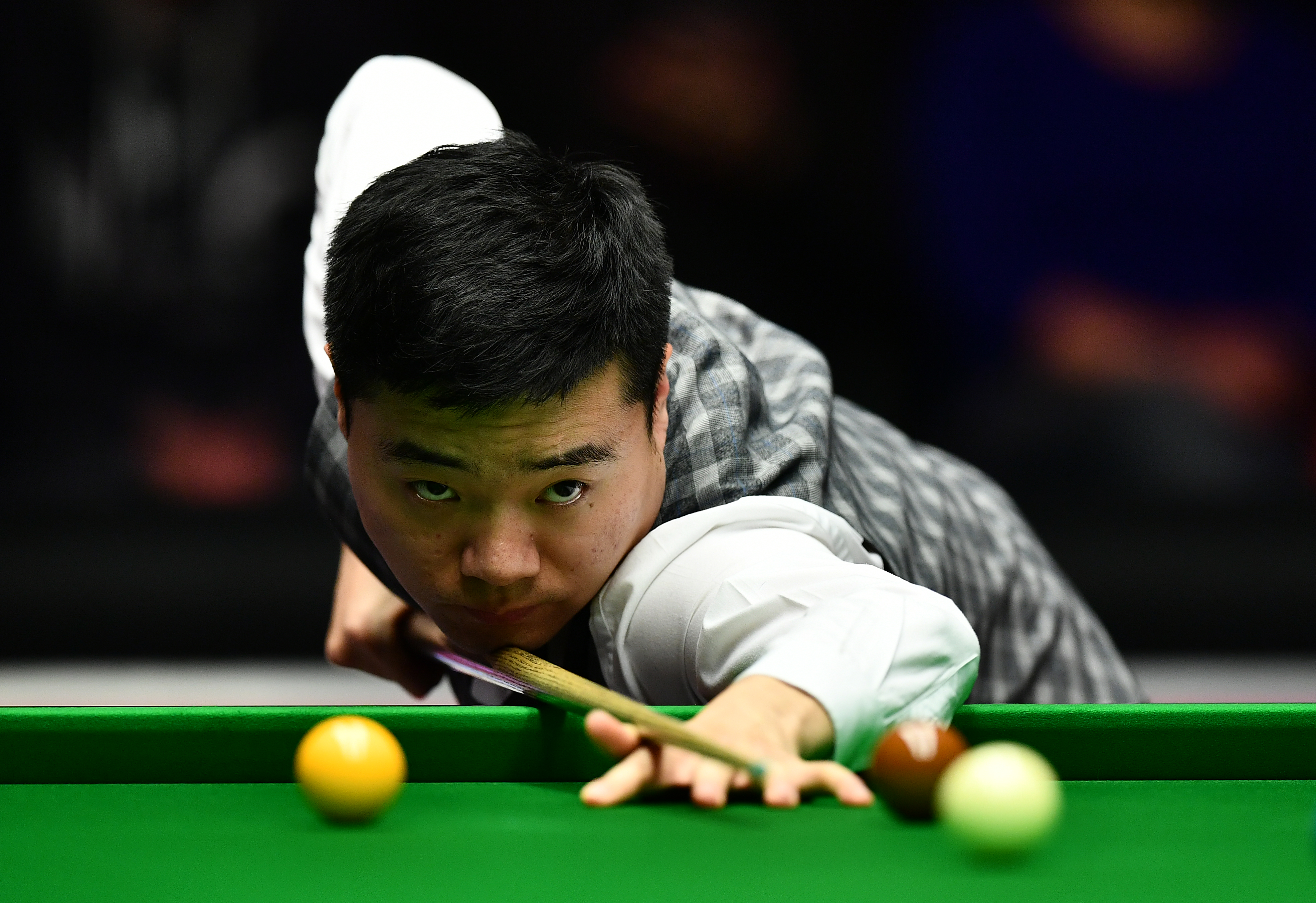 World Snooker Championship: Meet China's Ding Junhui | Time