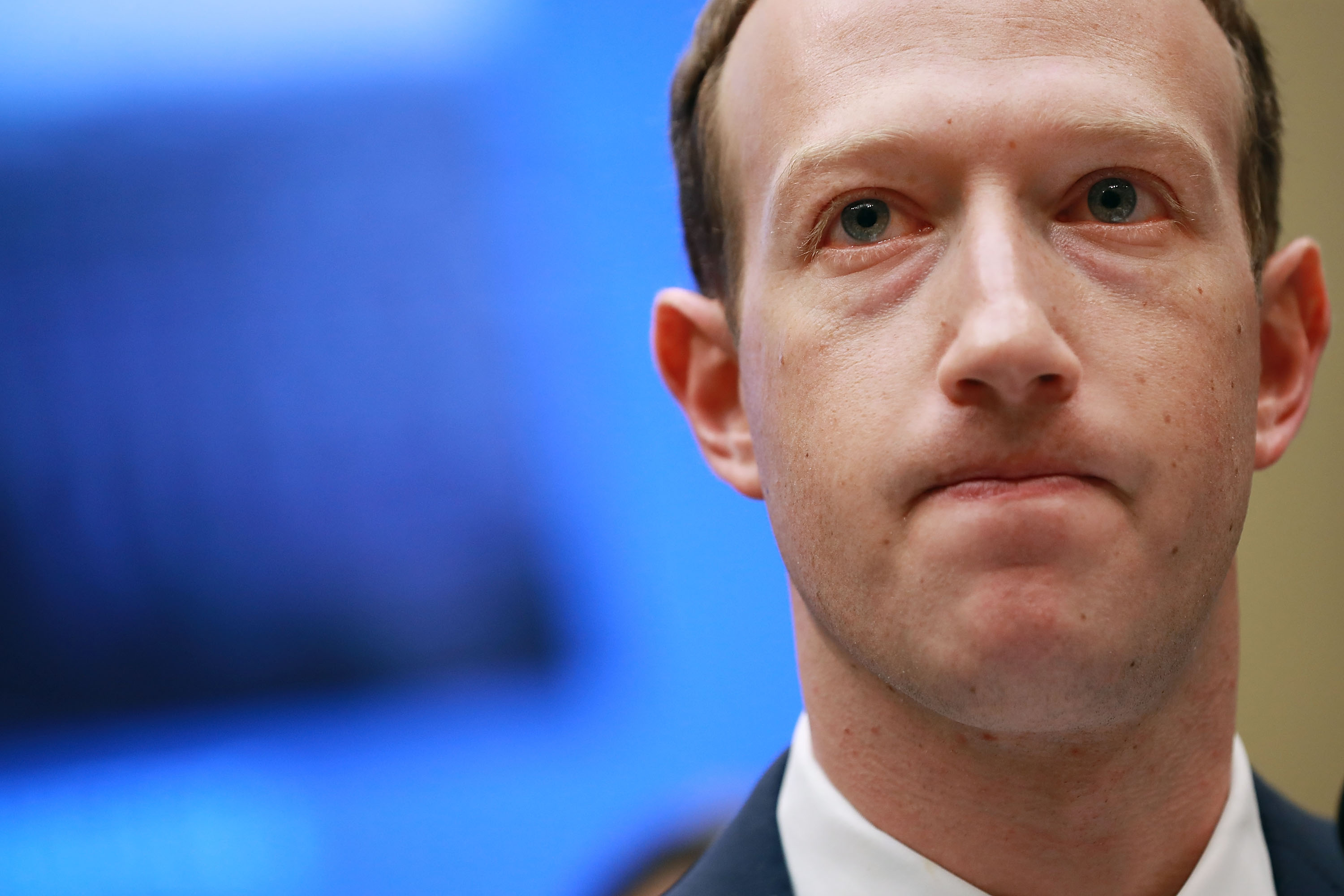 Mark Zuckerberg Leaves Washington With Bumps And Bruises Time