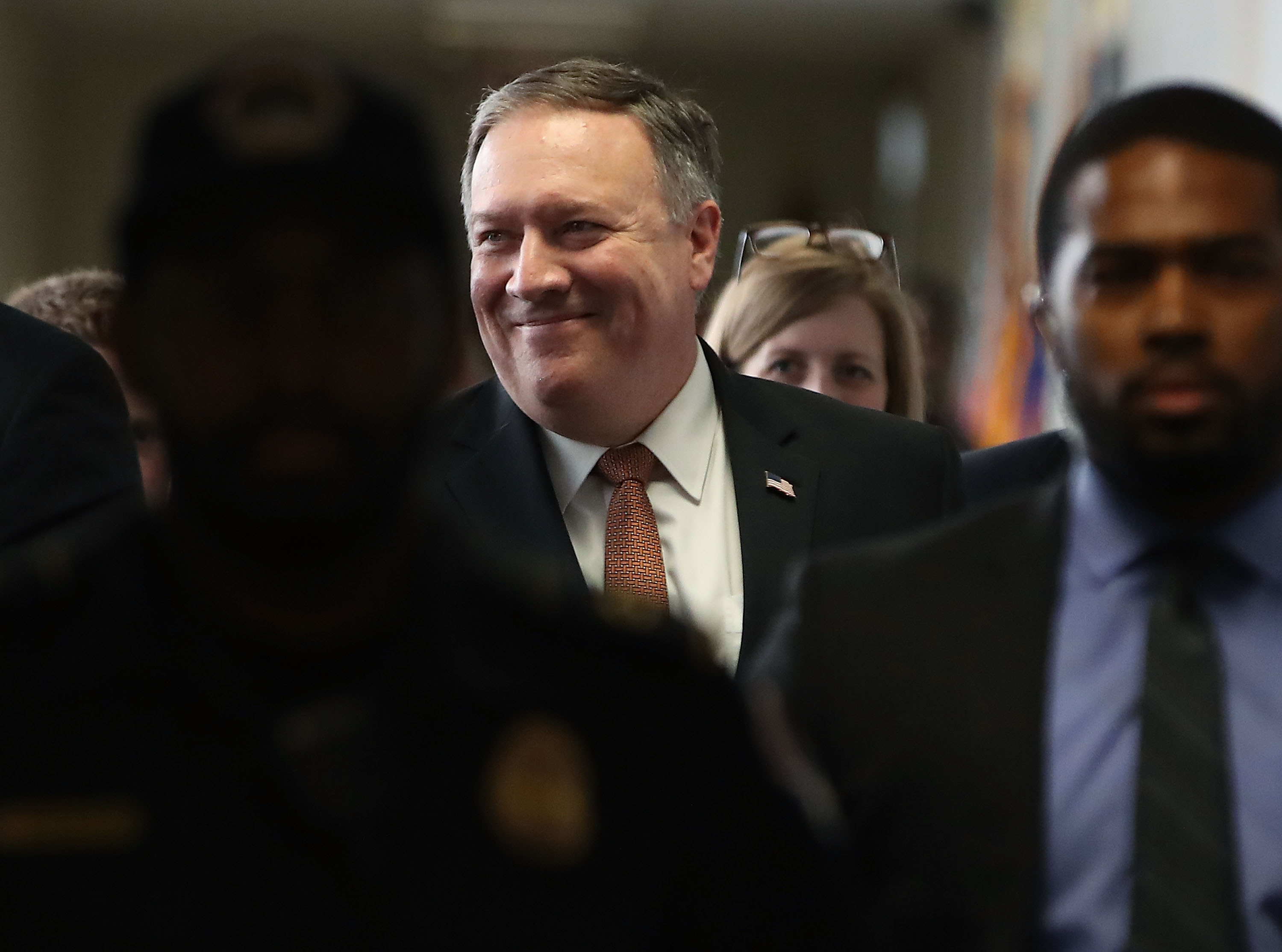 Mike Pompeo Is Set To Become Secretary Of State Time