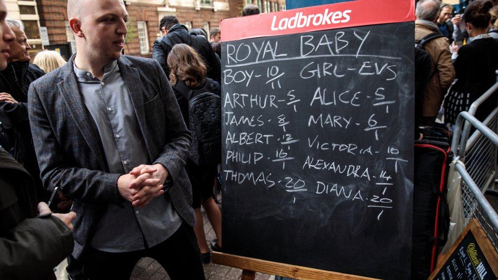 Bet on the royal baby gender michael bettinger e-klase