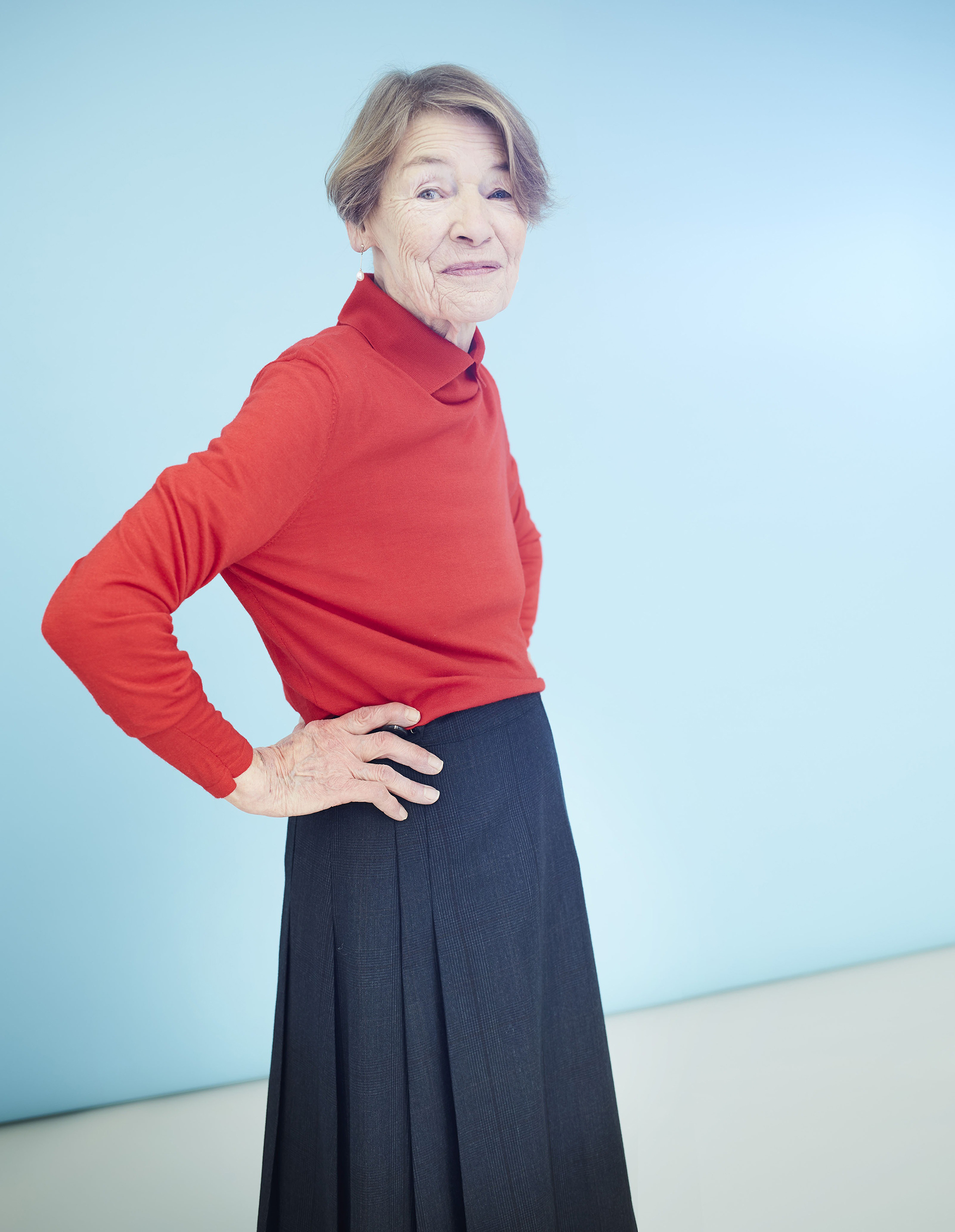 Glenda Jackson The two-time Oscar winner and former British parliamentarian is back on Broadway in Edward Albee's Three Tall Women