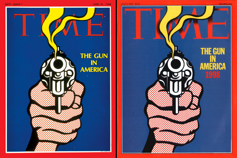 The Gun in America,  June 21, 1968;  The Gun in America,  July 6, 1998