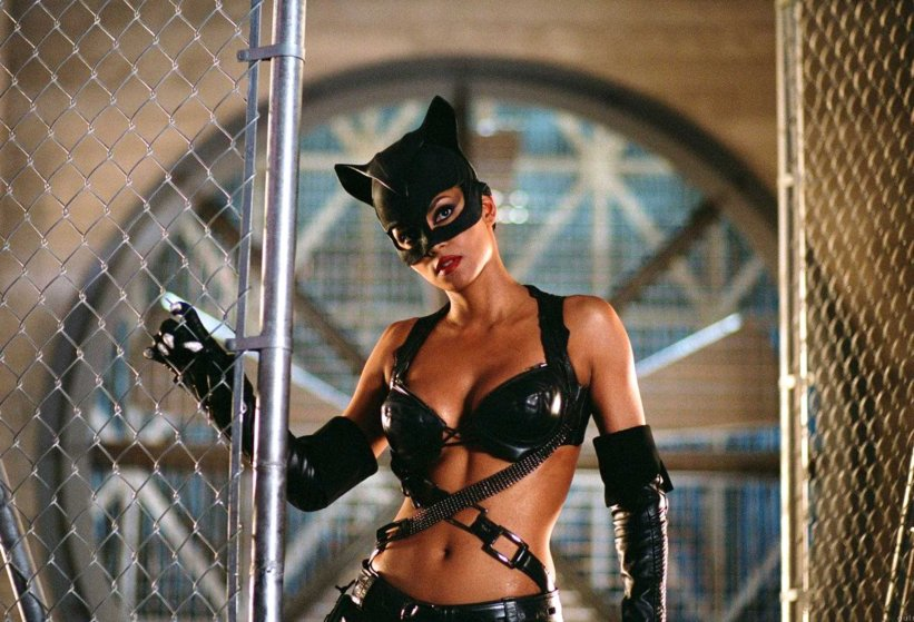 """Halle Berry in """"Catwoman"""""""