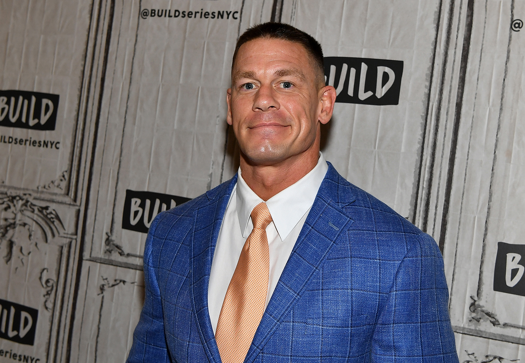 John Cena goes on Jimmy Kimmel Live! and does a PSA