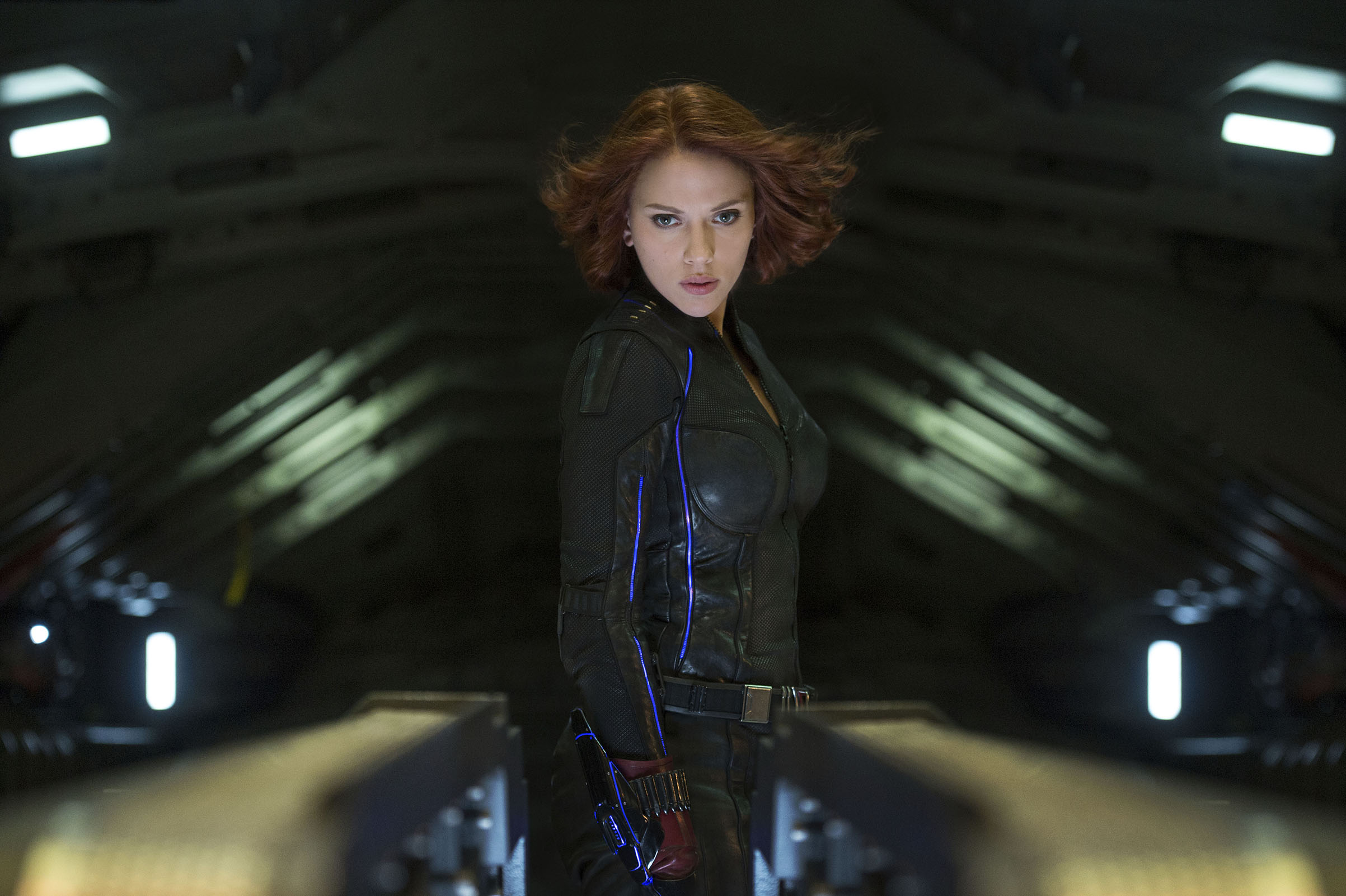 Scarlett Johansson in                        'Avengers: Age Of Ultron'