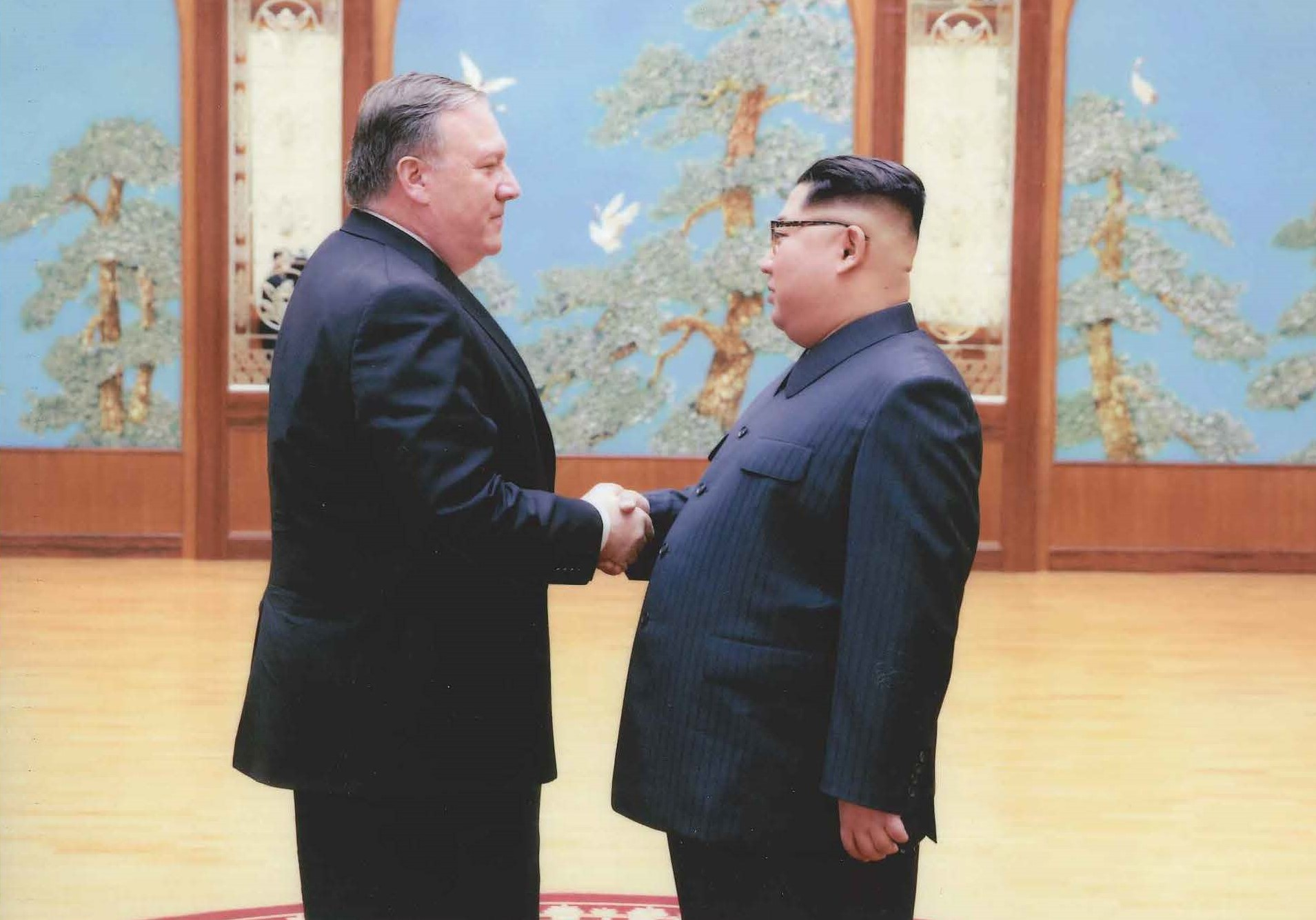 Secretary Mike Pompeo's trip to North Korea Easter Weekend