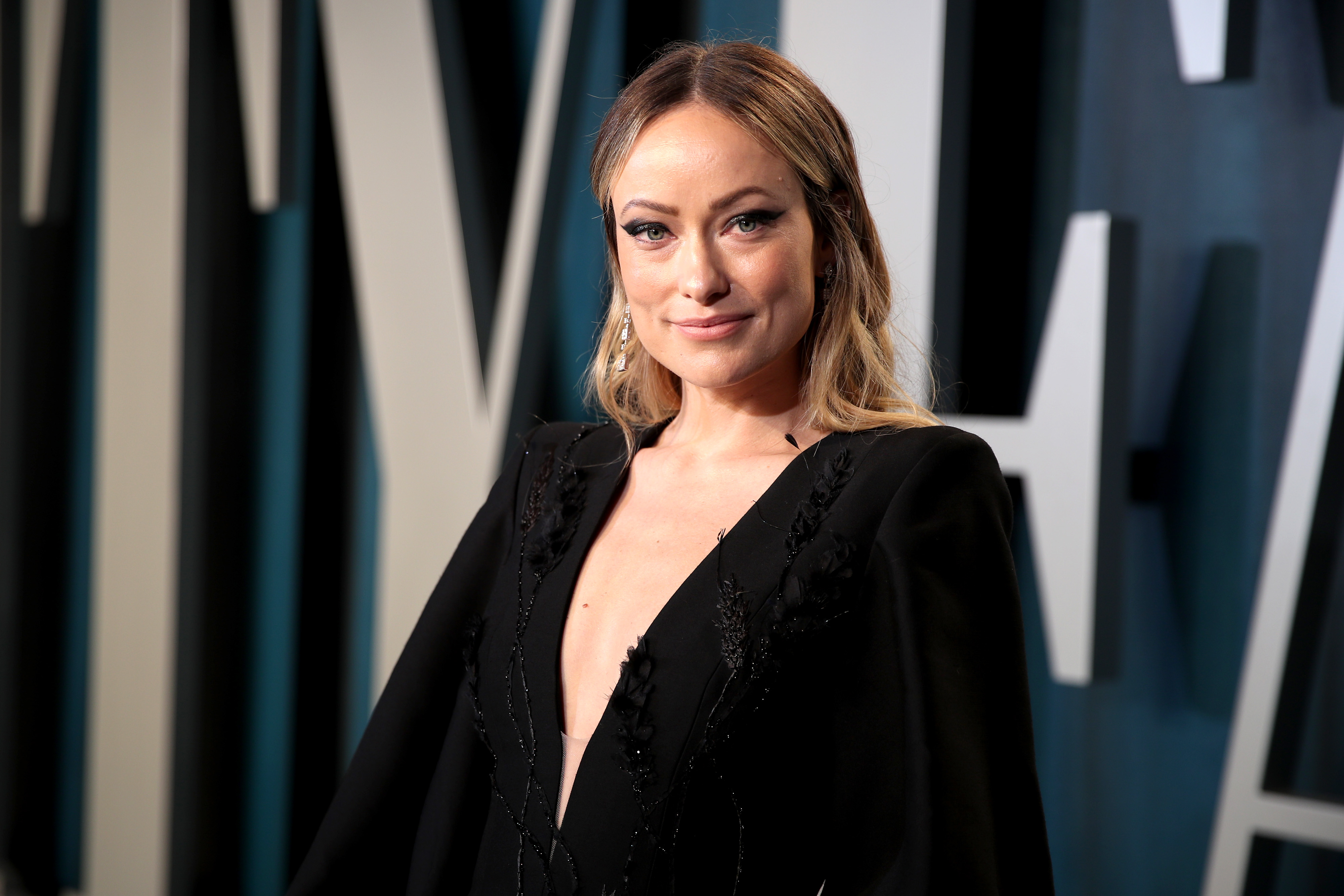 Olivia Wilde attends the 2020 Vanity Fair Oscar Party on February 09, 2020