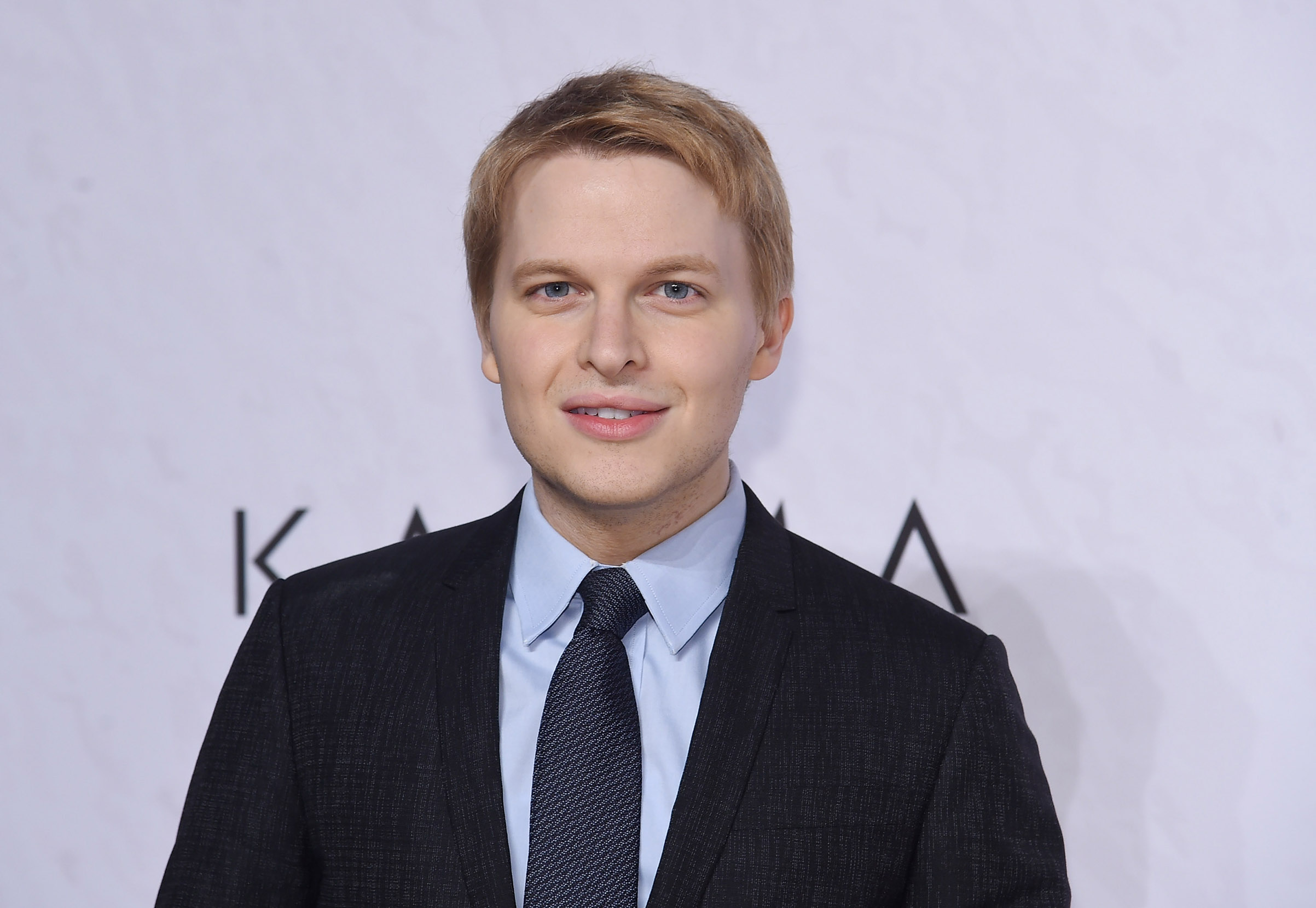 Ronan Farrow attends Variety's Power of Women: New York at Cipriani Wall Street on April 13, 2018 in New York City